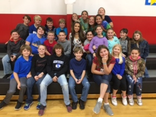 Miss Kentucky at LeGrande School