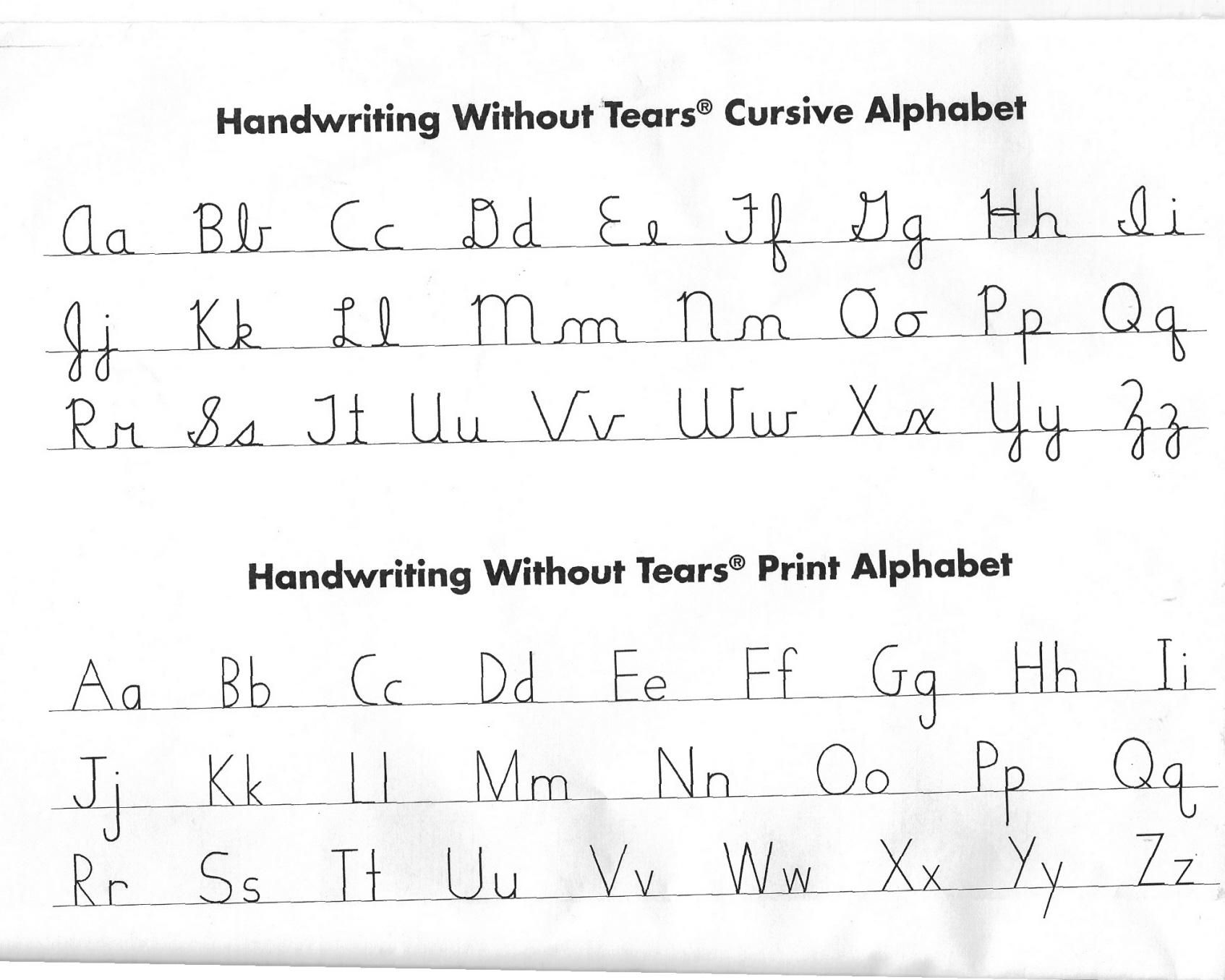 Printables Handwriting Without Tears Cursive Worksheets worksheet handwriting without tears cursive worksheets gallery 1 21