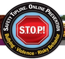 S.T.O.P Safety Tip-line